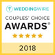 Wedding Wire Couples Choice Badge 2018